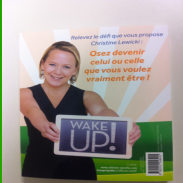 Wake-Up! , Christine Lewicki
