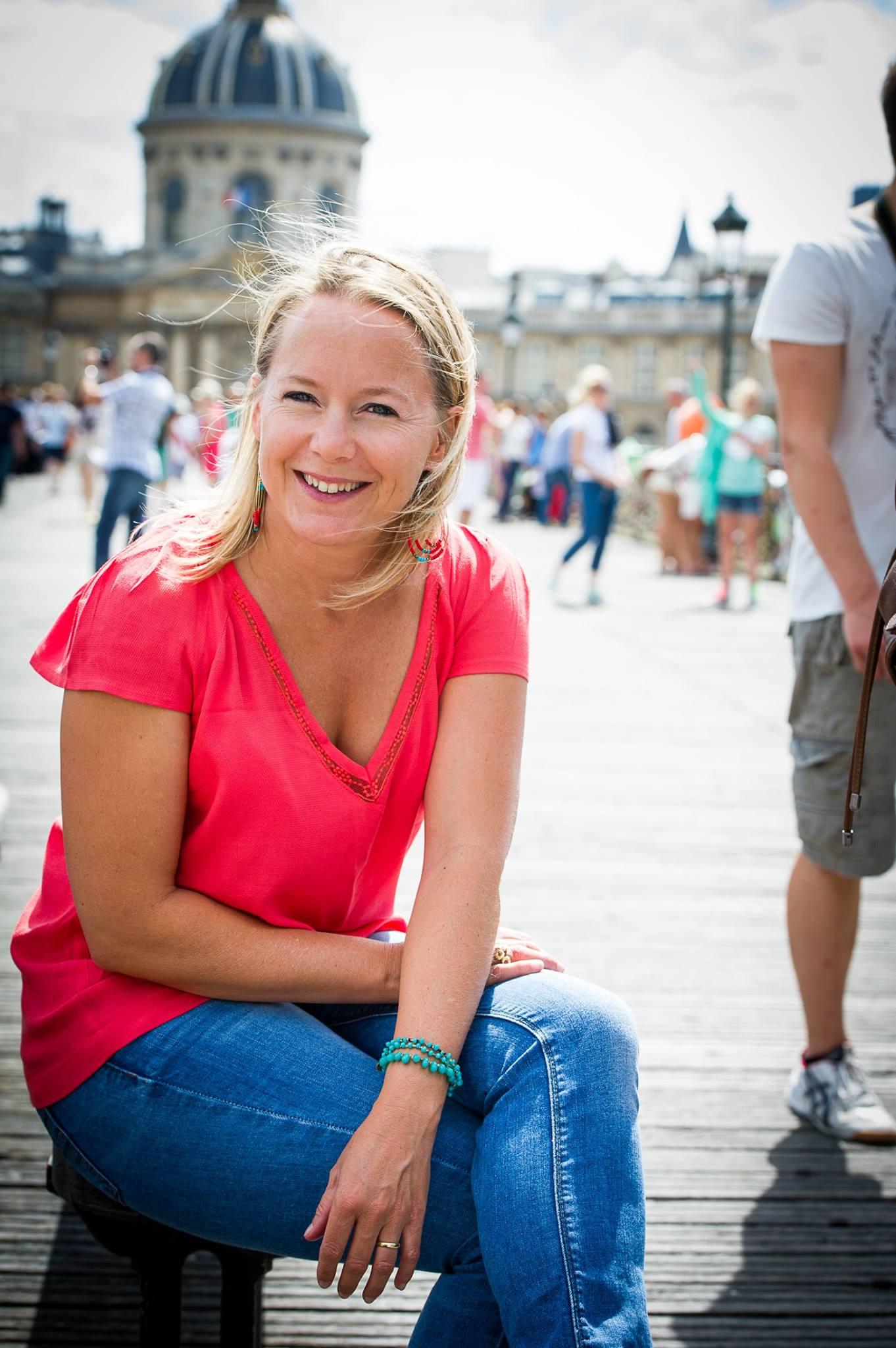 Christine Lewicki Paris 2