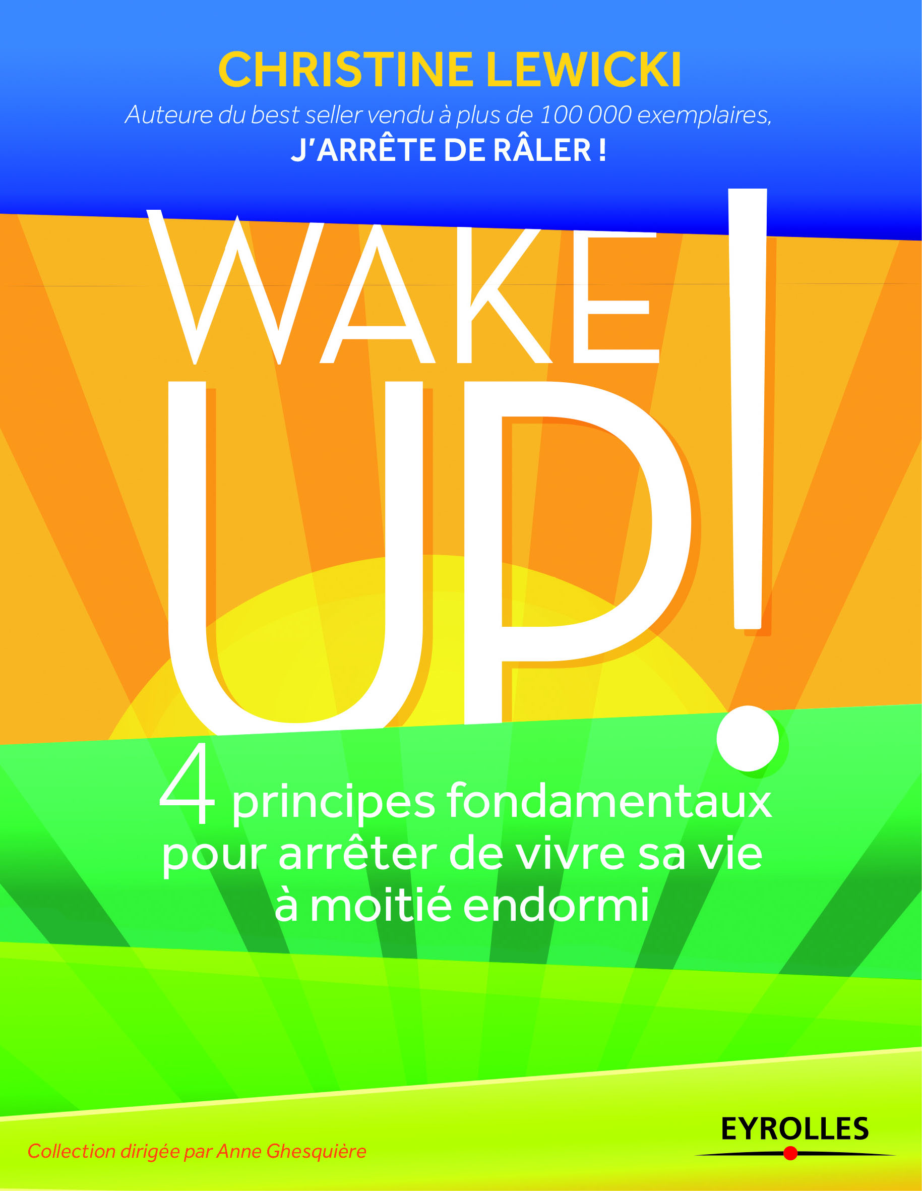 WAKE UP! by Christine Lewicki