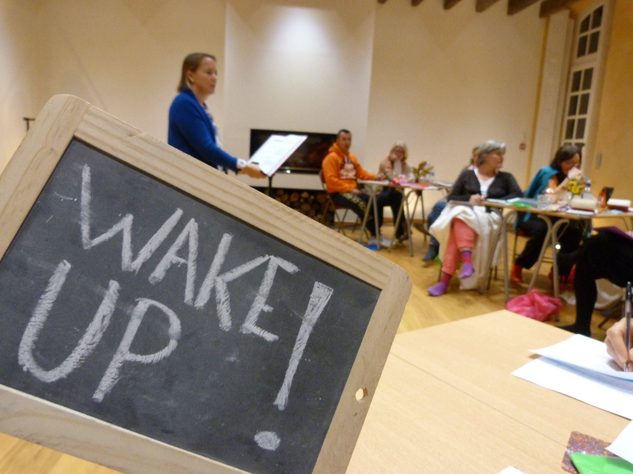 WAKE-UP Chartres 1