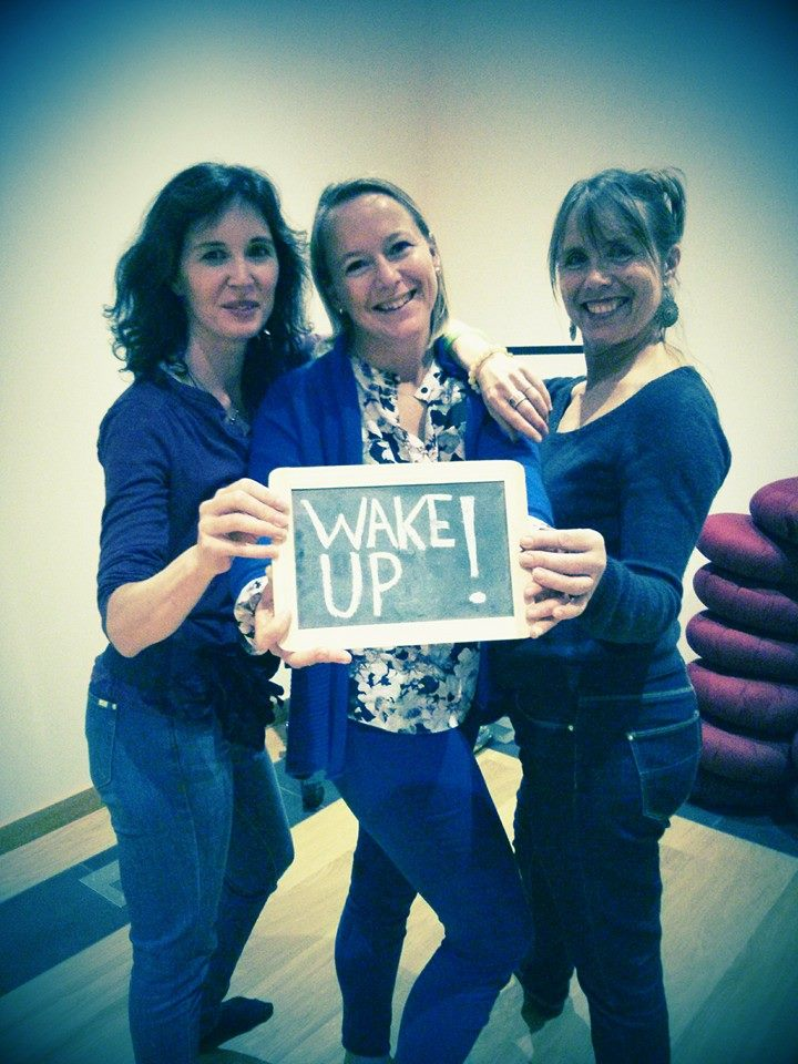 WAKE-UP CHARTRES 25