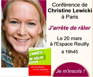 Conference 20 mars Paris