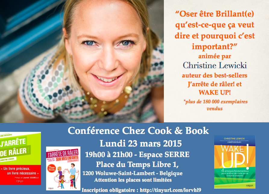 Cook and Book Conference