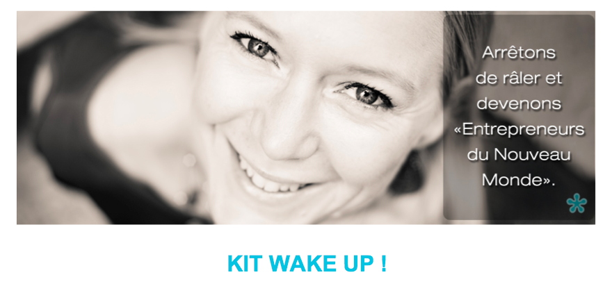 KIT WAKE UP !