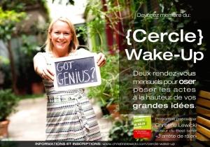 Gotgenius Cercle wake up