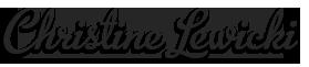 Christine Lewicki Logo