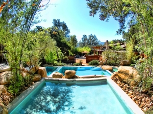 VILLA OJAI_swimmingpool