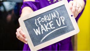 Forum WAKE UP