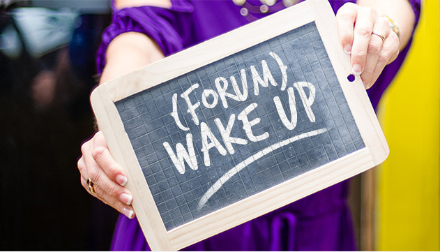 Forum WAKE UP