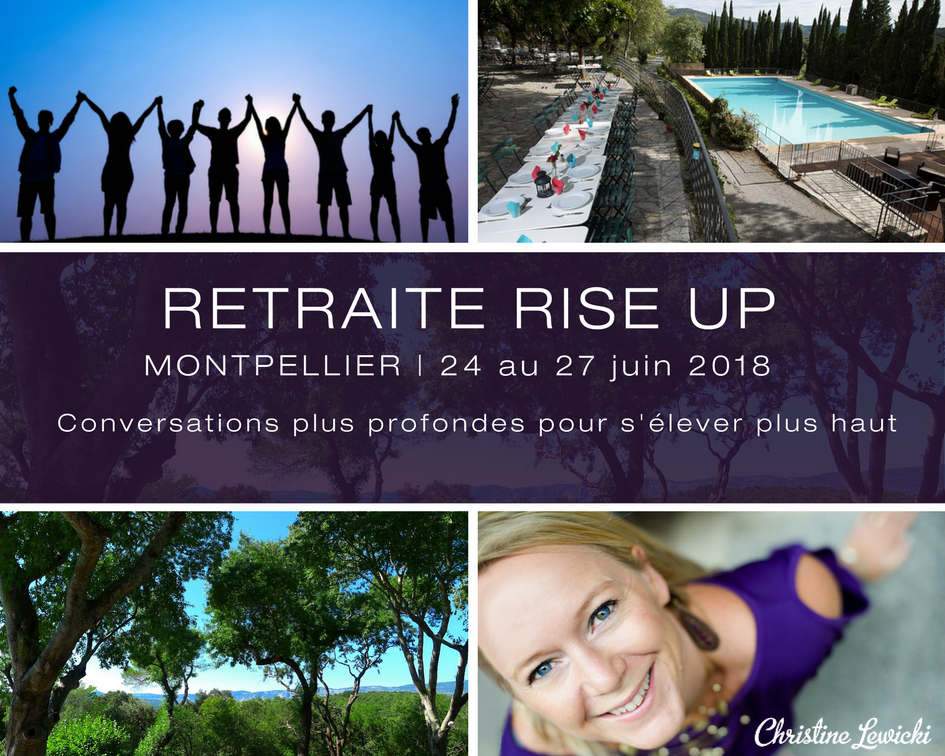 Christine Lewicki | Développement personnel | Coaching | RISE UP | Séminaire