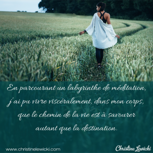 WAKE UP ; Pleine Conscience ; Méditation ; Christine Lewicki ; Life Coaching ; Développement personnel