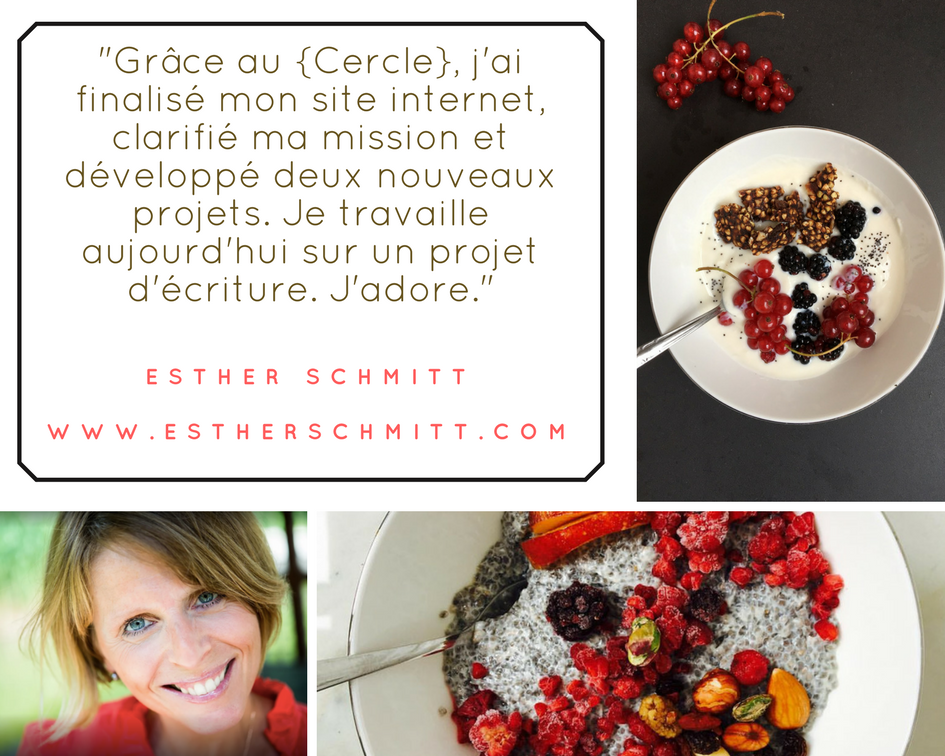 WAKE UP ; Le Cercle ; Christine Lewicki ; Business Coaching ; Développement personnel ; Entreprenariat