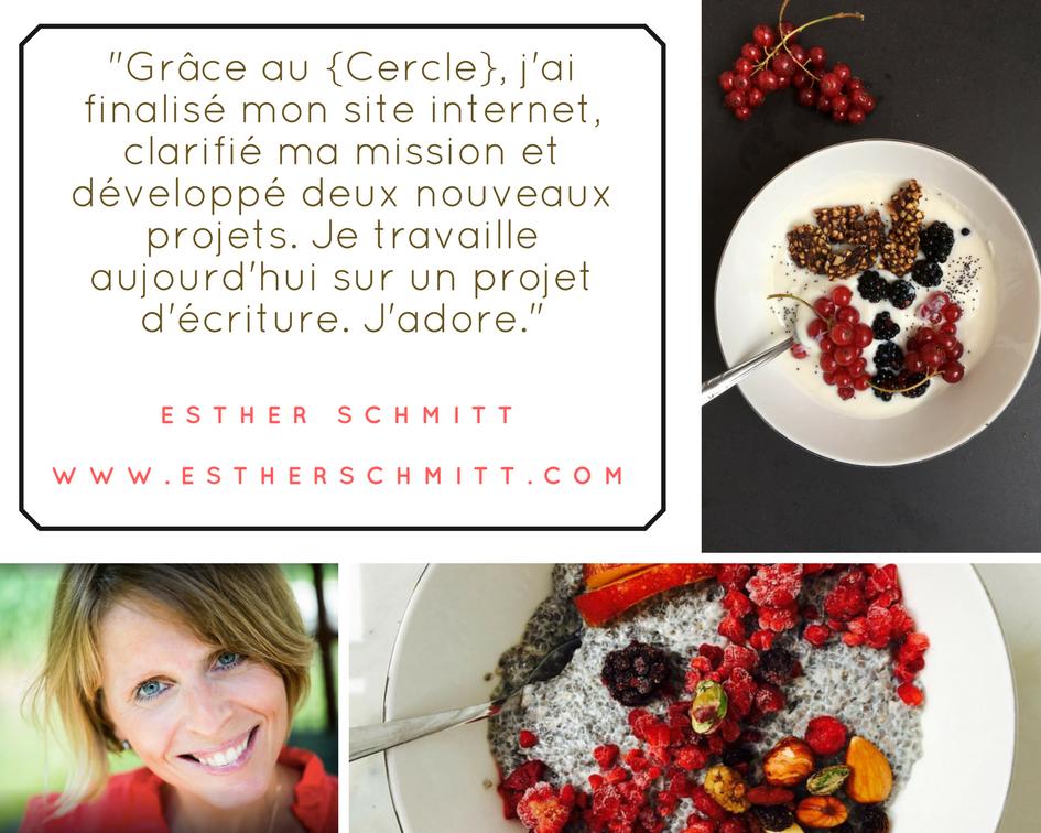 WAKE UP ; Le Cercle ; Christine Lewicki ; Business Coaching ; Développement personnel ; Entreprenariat