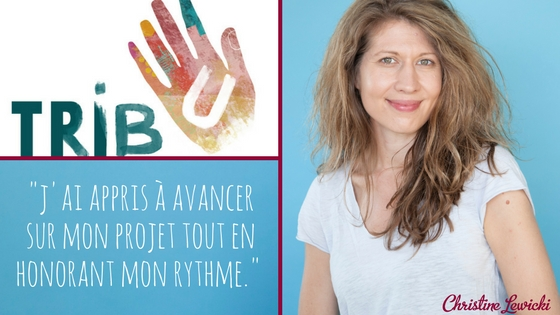 Anne-Sophie Chaperon ; Coaching ; Entrepreneure ; Christine Lewicki