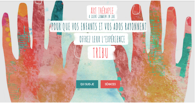 Anne-Sophie Chaperon ; Art-Therapie ; Tribu ; Coaching pour entrepreneures