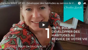 Christine Lewicki, Discipline, Ancrage, Life Coaching, Business Coaching, Développement personnel