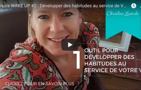 Christine Lewicki, Discipline, Ancrage, Life Coaching, Business Coaching, Développement personnel
