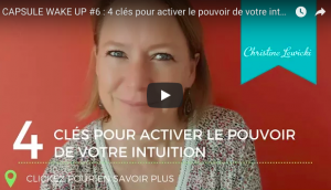 Christine Lewicki, Intuition, Décision, Life Coaching, Business Coaching, Développement personnel