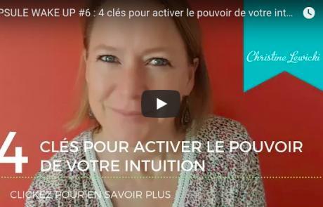 Christine Lewicki, Intuition, Décision, Life Coaching, Business Coaching, Développement personnel