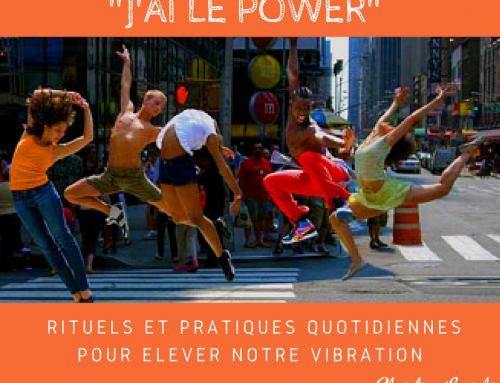 J'AI LE POWER !