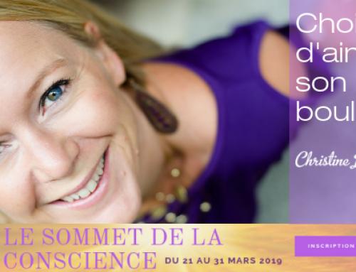Le Sommet de la Conscience : c'est reparti !💜