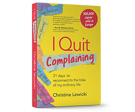 IQuit Complaining