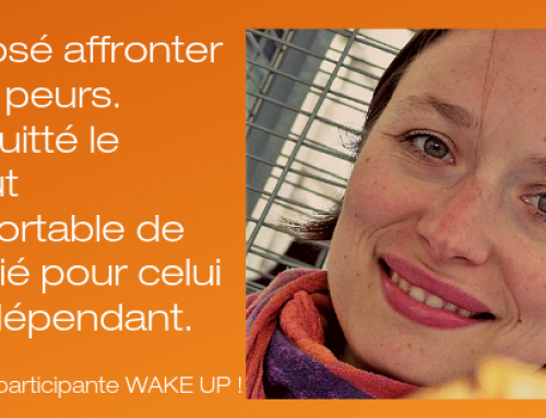 WAKE UP… s'ouvrir aux possibles après un burn out !