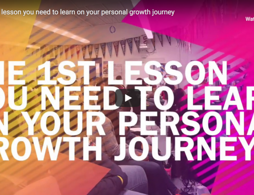 Life Lessons for High-Schoolers  2/2 : The 1st lesson you need to learn