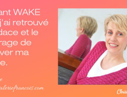 WAKE UP | Retrouver l'audace de réorienter sa carrière professionnelle