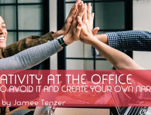 Negativity at the office – how to avoid it and create your own narrative