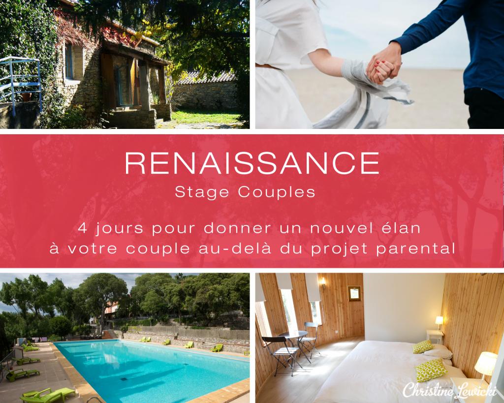 Stage Couples, Relation de couples, Developpement personnel, Christine Lewicki, Hameau de l'Etoile