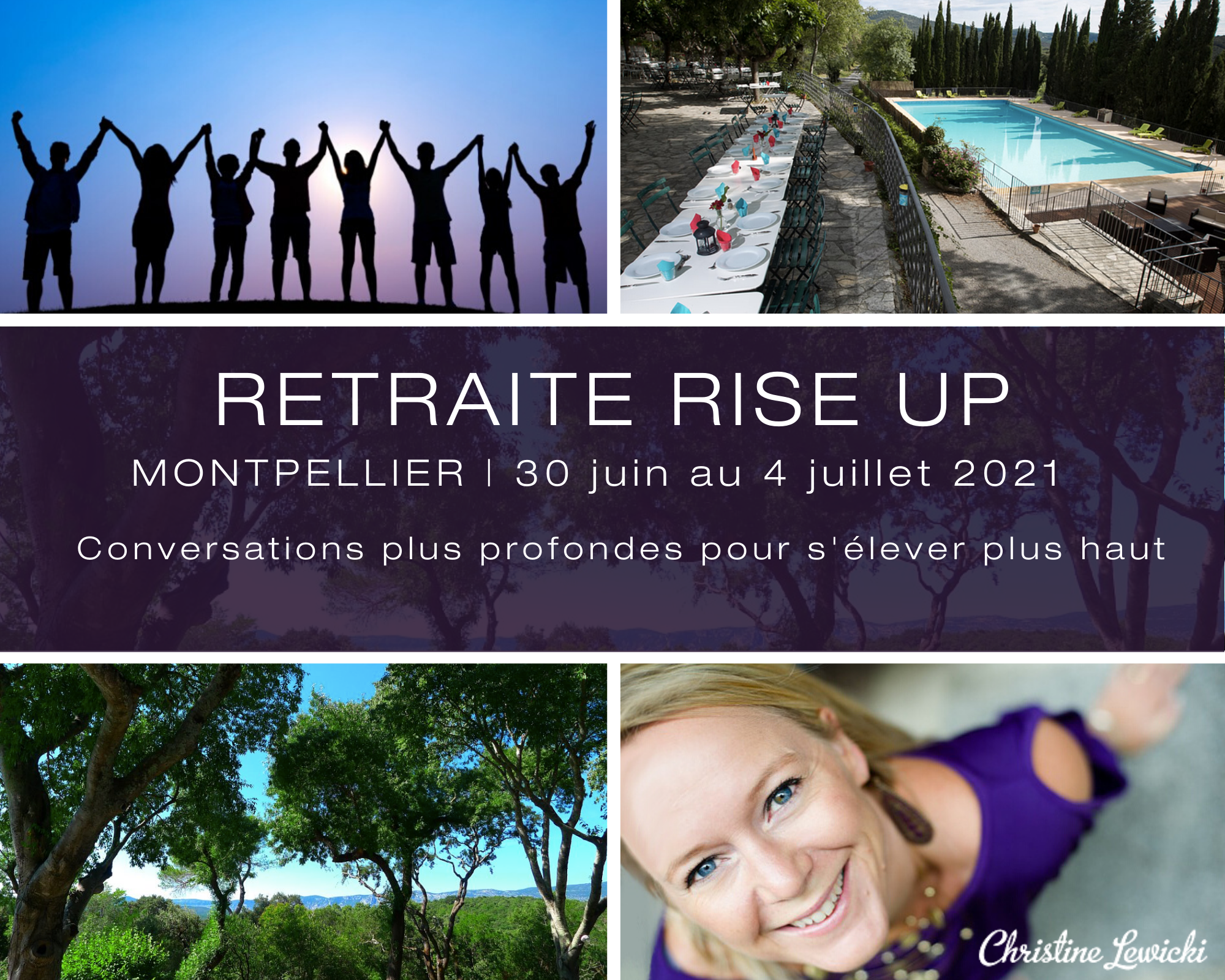 Rise Up, Developpement personnel, Relation à l'argent