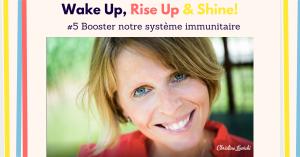 Système immunitaire, nutrition, alimentation saine, santé, Podcast