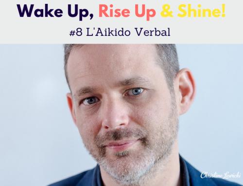 Podcast | L'Aikido Verbal | Entretien avec Luke Archer