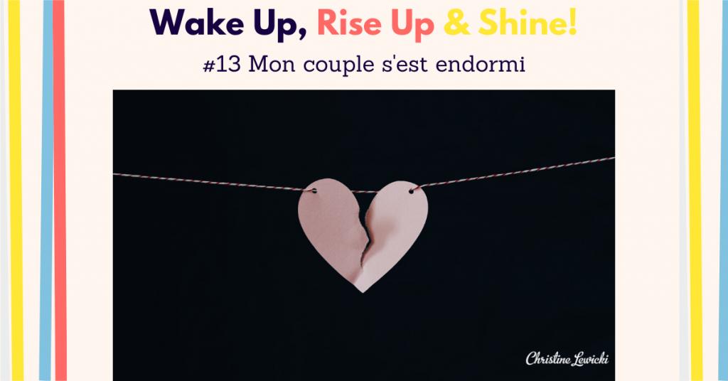Couple endormi, Relation de Couple