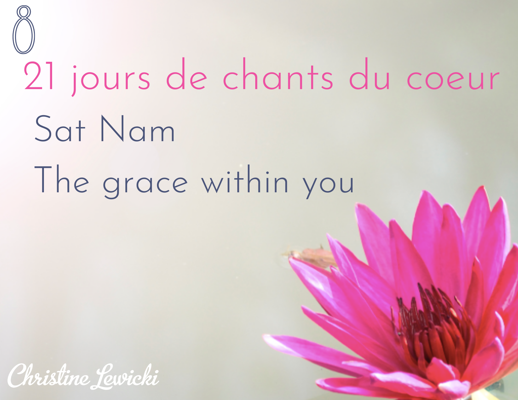 Sat Nam - the grace within you
