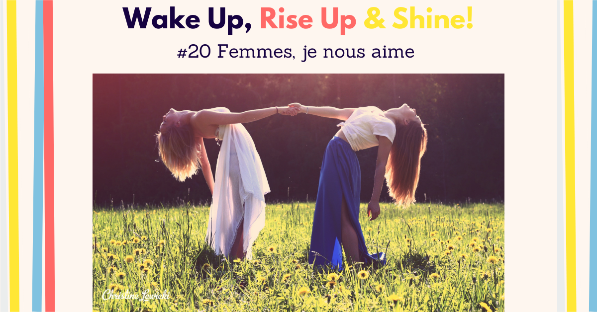 Femmes, Féminin, Puissance du Féminin