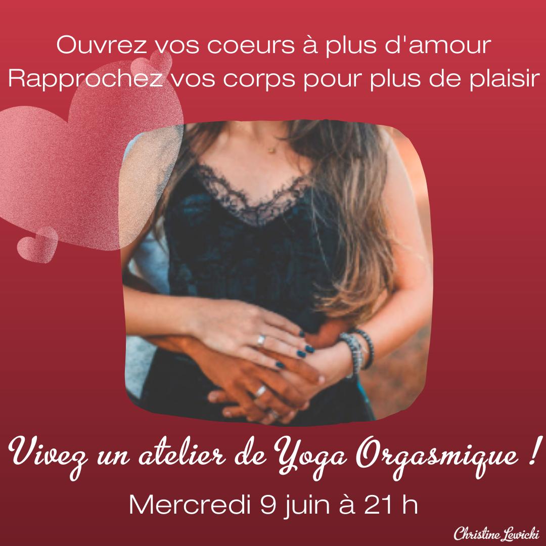 Yoga Orgasmique, Couples, Sexualite