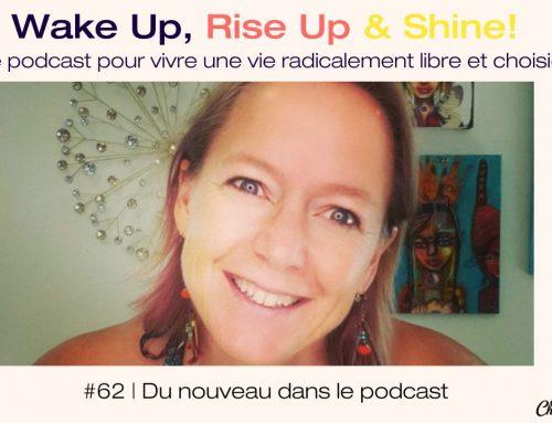 Podcast | Du nouveau dans le podcast
